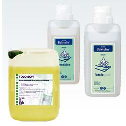 Seife für Spender / Baktolin