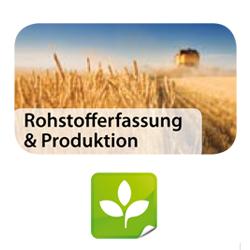 Rohstofferfassung / Produktion