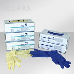 Handschuhe / Mundschutz