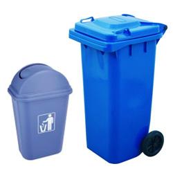 Kunststoff-Abfallbehälter