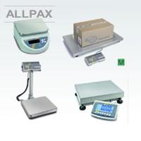 Plattform- Paket- & Versandwaagen