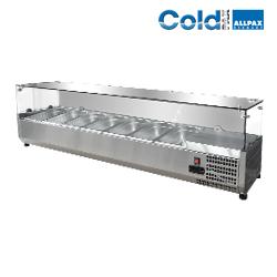 Saladetten / Pizzatische / Kühlaufsätze