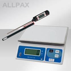 Küchenthermometer & Waagen