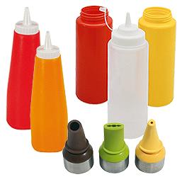 Quetschflaschen & Ausgießer