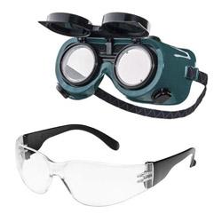 Schutzbrillen und Gesichtsschutz