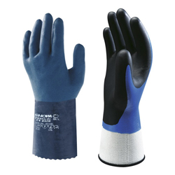 MAPA und SHOWA Handschuhe