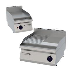 Gastronomie Grillplatten Elektro
