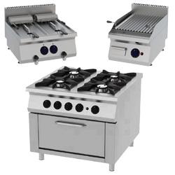Gastrogeräte und Großküchengeräte