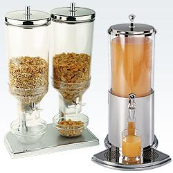 Dispenser f. Getränke Cerealien