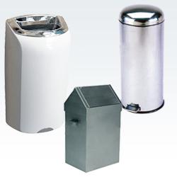 Abfallbehälter, Treteimer