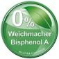 Ohne Weichmacher Bisphenol A